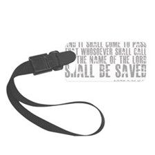 3-and.it.shall.come.to.pass Luggage Tag