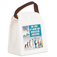 rev-ev Canvas Lunch Bag