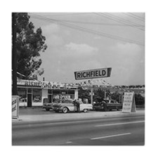 richfield2 Tile Coaster