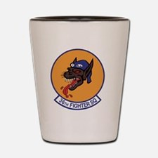 36th_fighter_sq Shot Glass
