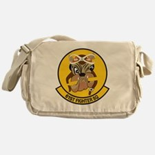 61st_fighter_sq Messenger Bag