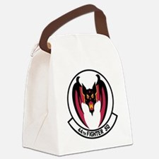 44th_Fighter_Squadron Canvas Lunch Bag