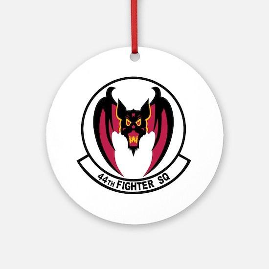 44th_Fighter_Squadron Round Ornament