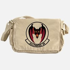44th_Fighter_Squadron Messenger Bag