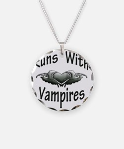 runs with vampires  copy Necklace