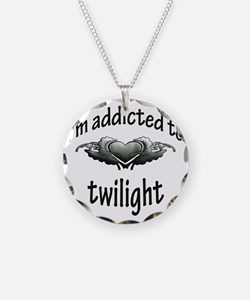 addicted to twilight Necklace