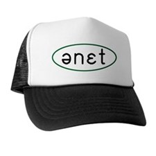 Annet Front Trucker Hat