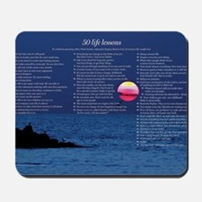 All50_Sunset_11x17 Mousepad