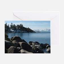 Lake Tahoe, Incline Village Greeting Card