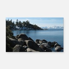Lake Tahoe, Incline Village Rectangle Car Magnet