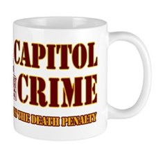 CapitolCrime Mug