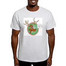 Grandma Got Run Over by a Reindeer T-Shirt