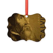 Mousepad_Head_Calvin Ornament