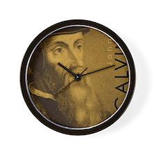 Mousepad_Head_Calvin Wall Clock