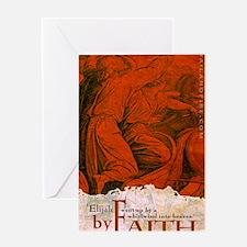 Journal_ByFaith_Elijah2 Greeting Card