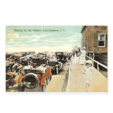 Waiting for Bathers Postcards (Package of 8)