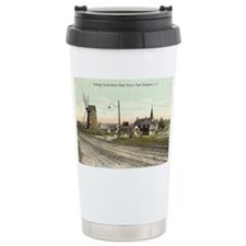East Hampton - Pantigo Road pos Travel Mug