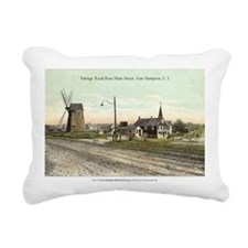 East Hampton - Pantigo R Rectangular Canvas Pillow