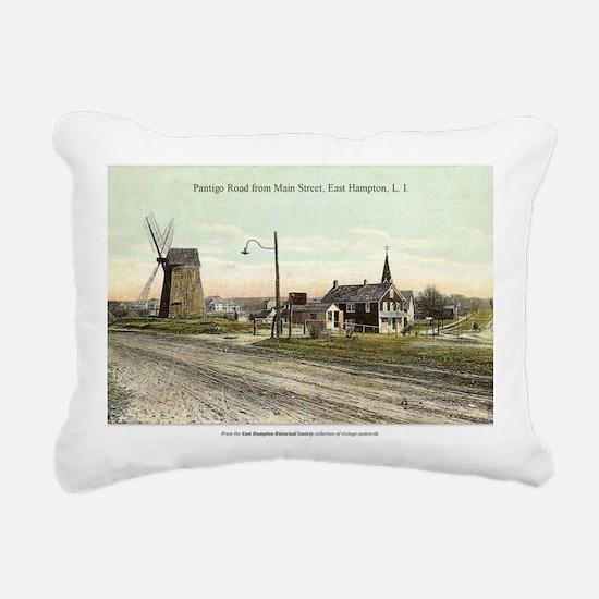 East Hampton - Pantigo R Rectangular Canvas Pillow