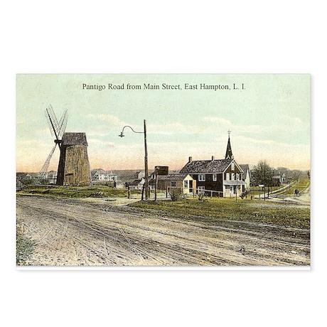 East Hampton - Pantigo Ro Postcards (Package of 8)