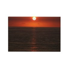 engle sunset5x7 Rectangle Magnet