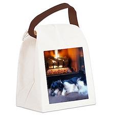 Cheyenne_fire Canvas Lunch Bag