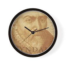 Mousepad_Head_Tyndale Wall Clock