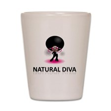 Natural Chick Epidemic ReDesigned Shot Glass