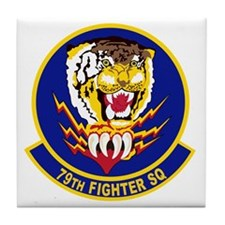 79th_fighter_sq Tile Coaster