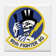 95th_fs_patch Tile Coaster