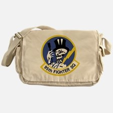95th_fs_patch Messenger Bag