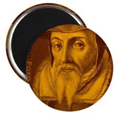 Coaster_Heads_JohnFoxe Magnet