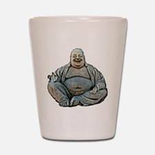 laughing_buddha_finger_3in Shot Glass