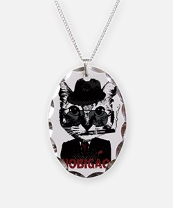 Cat Gangster Necklace