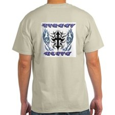 Street Elite Ash Grey T-Shirt