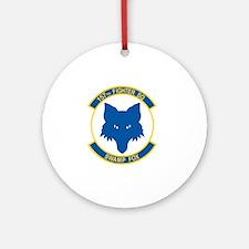 157_fighter_SWAMP_FOX Round Ornament