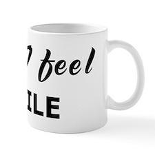Today I feel docile Mug