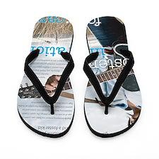 2-poster_sharde Flip Flops
