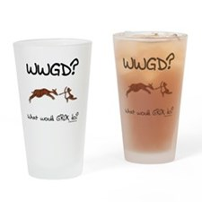 whatwouldgrokdo Drinking Glass