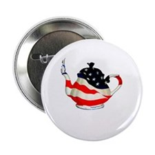"TeaParty-2010-round-Tee-Dark 2.25"" Button"