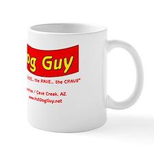 Hot dog for yellow Mug