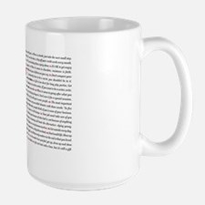 All50_heart_11x17 Mug