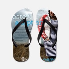 2-poster_crystal Flip Flops