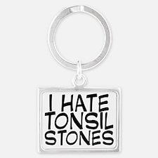 tonsilstones Landscape Keychain