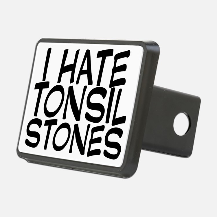 tonsilstones Hitch Cover
