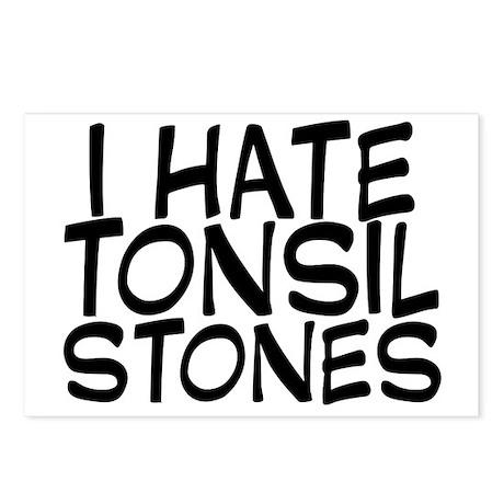 tonsilstones Postcards (Package of 8)