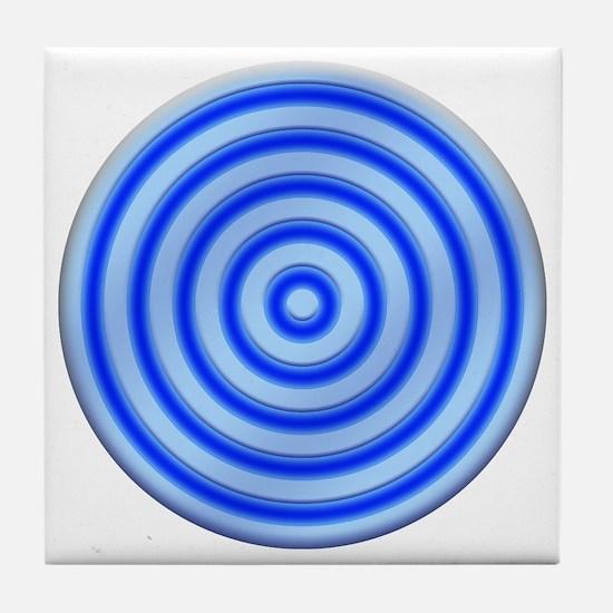 IDDisk02 Tile Coaster