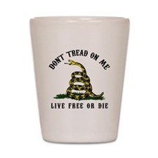 Dont Tread -wh Shot Glass
