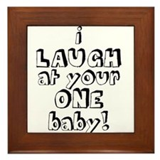 laughatone copy Framed Tile