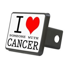 2-I Love Cancer copy Hitch Cover